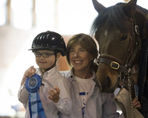 Student Horse Show 2015