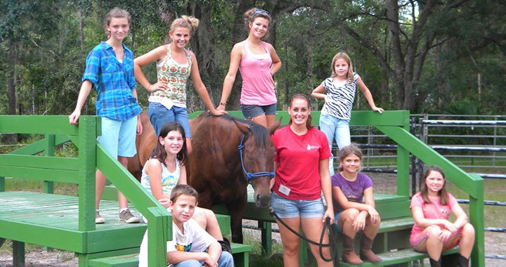 Equine Therapies Transform Lives In and Out of the Saddle