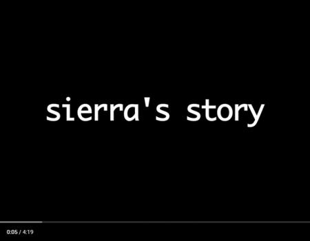 Sierra's Story