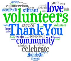 National Volunteer Appreciation Week!