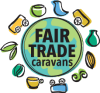 FairTrade Caravans Shares Goods to Raise Money for Lovelane