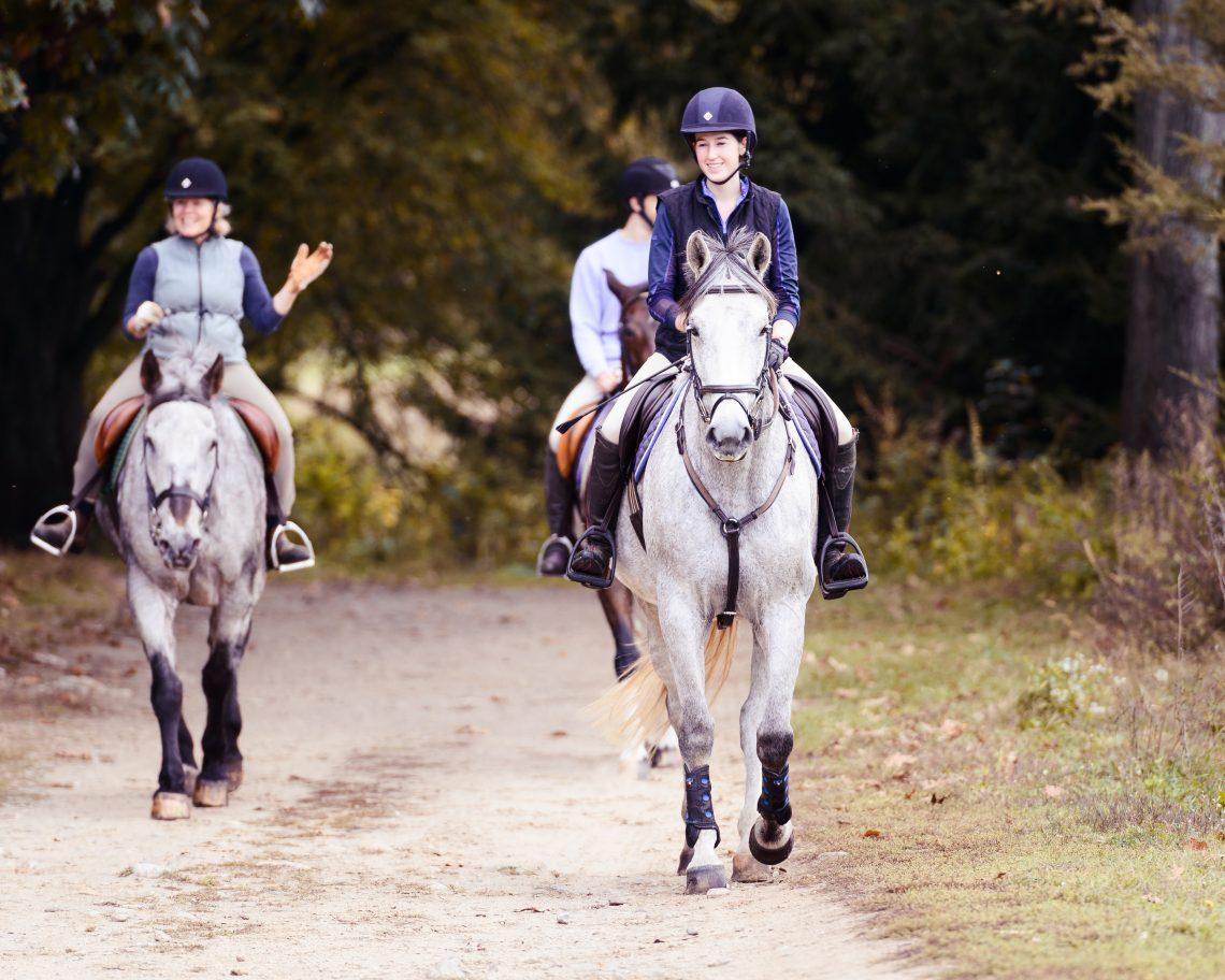 Ride for Lovelane draws riders from afar