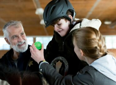 Part-time Therapeutic Horseback Riding Instructor