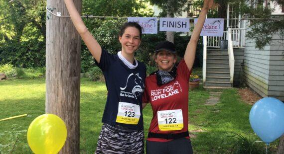 Susan McDaniel VIRTUAL Run for Lovelane